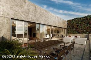 Departamento En Rentaen Miguel Hidalgo, Polanco, Mexico, MX RAH: 20-3587
