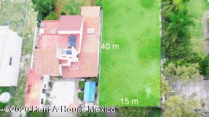 Terreno En Ventaen Queretaro, Jurica, Mexico, MX RAH: 20-3603