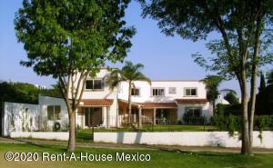 Casa En Ventaen Queretaro, Juriquilla, Mexico, MX RAH: 20-3606