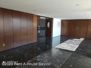 Departamento En Rentaen Miguel Hidalgo, Polanco, Mexico, MX RAH: 20-3625