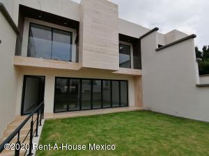 Casa En Ventaen Naucalpan De Juarez, Lomas De Tecamachalco, Mexico, MX RAH: 20-3651