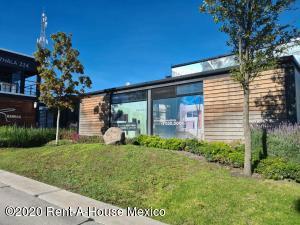 Oficina En Rentaen El Marques, Zibata, Mexico, MX RAH: 20-3686