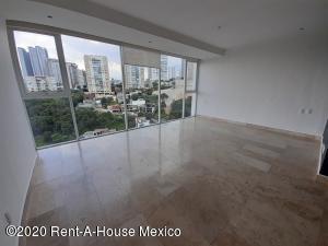 Departamento En Rentaen Huixquilucan, Bosque Real, Mexico, MX RAH: 20-3675