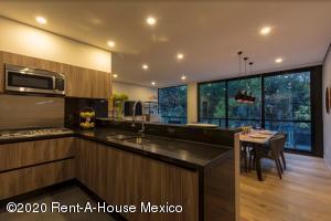 Departamento En Rentaen Miguel Hidalgo, Polanco, Mexico, MX RAH: 20-3684