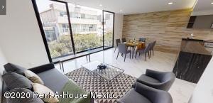 Departamento En Ventaen Miguel Hidalgo, Anzures, Mexico, MX RAH: 20-2908