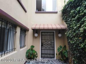 Departamento En Rentaen Miguel Hidalgo, Lomas De Chapultepec, Mexico, MX RAH: 20-3737