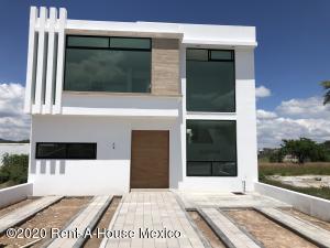 Casa En Ventaen Queretaro, San Isidro Juriquilla, Mexico, MX RAH: 20-3803