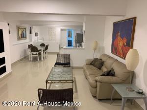 Departamento En Rentaen Miguel Hidalgo, Lomas De Chapultepec, Mexico, MX RAH: 20-3787
