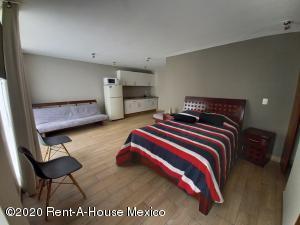 Departamento En Rentaen Cuauhtémoc, Tabacalera, Mexico, MX RAH: 20-3789