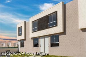 Casa En Rentaen Tizayuca, El Carmen, Mexico, MX RAH: 20-3792