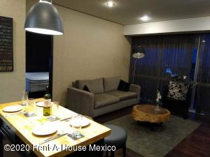 Departamento En Rentaen Cuajimalpa De Morelos, Santa Fe Cuajimalpa, Mexico, MX RAH: 20-2575