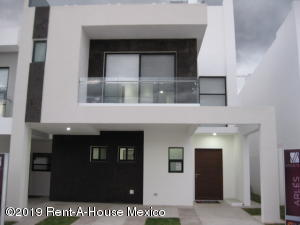 Casa En Ventaen Queretaro, Altos De Juriquilla, Mexico, MX RAH: 21-81