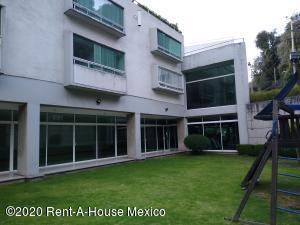 Departamento En Rentaen Cuajimalpa De Morelos, Cuajimalpa, Mexico, MX RAH: 21-161