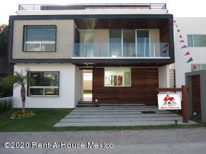 Casa En Ventaen Queretaro, El Refugio, Mexico, MX RAH: 21-174