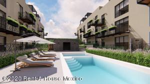 Departamento En Ventaen Queretaro, Penuelas, Mexico, MX RAH: 21-177