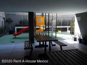 Departamento En Rentaen Cuauhtémoc, Santa Maria La Ribera, Mexico, MX RAH: 21-190
