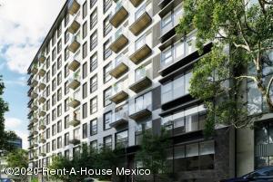 Departamento En Ventaen Miguel Hidalgo, Granada, Mexico, MX RAH: 21-204