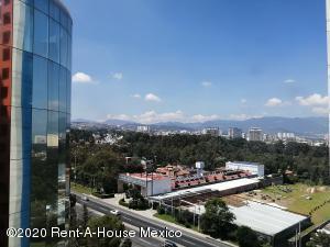 Departamento En Rentaen Cuajimalpa De Morelos, El Yaqui, Mexico, MX RAH: 21-222