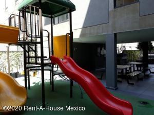Departamento En Rentaen Cuauhtémoc, Santa Maria La Ribera, Mexico, MX RAH: 21-250