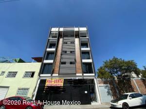 Departamento En Ventaen Tlalnepantla De Baz, Viveros De La Loma, Mexico, MX RAH: 21-266
