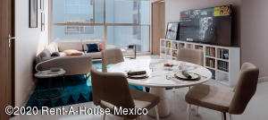 Departamento En Ventaen Cuauhtémoc, Doctores, Mexico, MX RAH: 21-130