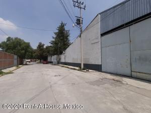 Bodega En Ventaen Cuautitlan Izcalli, Bellavista, Mexico, MX RAH: 21-405
