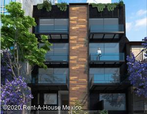 Departamento En Ventaen Miguel Hidalgo, Polanco, Mexico, MX RAH: 21-414