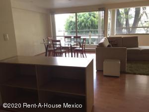 Departamento En Rentaen Miguel Hidalgo, Polanco, Mexico, MX RAH: 21-489