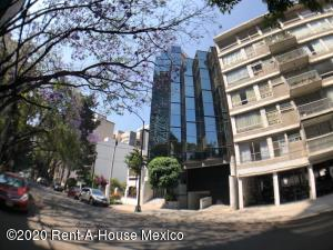 Edificio En Rentaen Miguel Hidalgo, Polanco, Mexico, MX RAH: 21-493