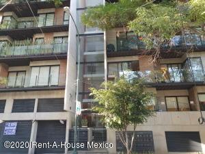 Departamento En Rentaen Benito Juárez, Nápoles, Mexico, MX RAH: 21-494