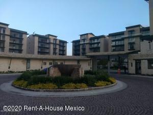 Departamento En Rentaen Queretaro, Juriquilla, Mexico, MX RAH: 21-537