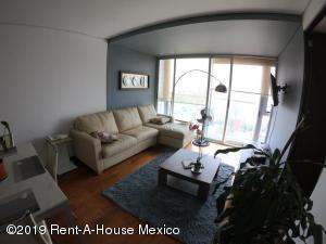 Departamento En Rentaen Miguel Hidalgo, Granada, Mexico, MX RAH: 21-543