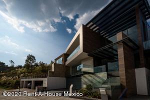 Casa En Ventaen Huixquilucan, Bosque Real, Mexico, MX RAH: 21-559