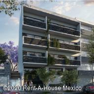 Departamento En Ventaen Benito Juárez, Narvarte, Mexico, MX RAH: 21-595