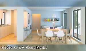 Departamento En Ventaen Benito Juárez, Nápoles, Mexico, MX RAH: 21-633