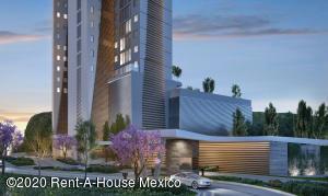 Departamento En Ventaen Huixquilucan, Bosque Real, Mexico, MX RAH: 21-706