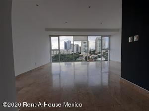 Departamento En Rentaen Huixquilucan, Bosque Real, Mexico, MX RAH: 21-729