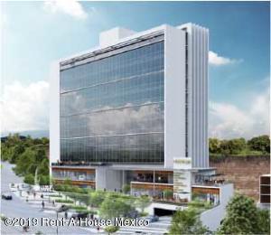 Oficina En Ventaen El Marques, Monte Miranda, Mexico, MX RAH: 21-757