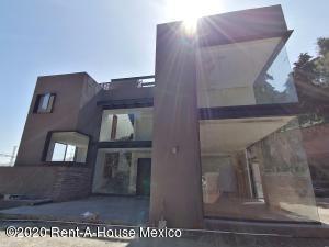 Casa En Ventaen Cuajimalpa De Morelos, Contadero, Mexico, MX RAH: 21-803