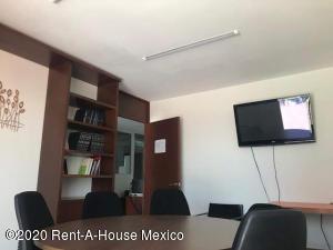 Oficina En Rentaen Naucalpan De Juarez, Ciudad Satelite, Mexico, MX RAH: 21-870