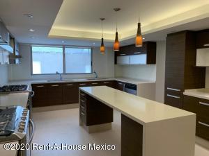 Departamento En Rentaen Miguel Hidalgo, Polanco, Mexico, MX RAH: 21-869