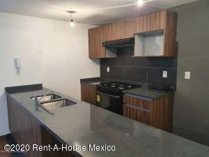 Departamento En Rentaen Cuauhtémoc, Hipodromo Condesa, Mexico, MX RAH: 21-888