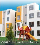 Departamento En Ventaen Huehuetoca, Rancho Guadalupe, Mexico, MX RAH: 21-943