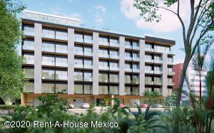 Departamento En Ventaen Playa Del Carmen, Ejedal, Mexico, MX RAH: 21-1002