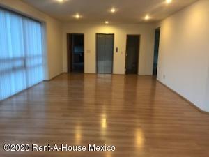 Departamento En Rentaen Huixquilucan, Jesus Del Monte, Mexico, MX RAH: RE-94