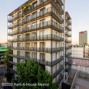 Departamento En Ventaen Benito Juárez, Ciudad De Los Deportes, Mexico, MX RAH: 21-1006
