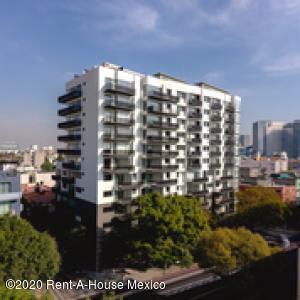 Departamento En Ventaen Benito Juárez, Nápoles, Mexico, MX RAH: 21-1007