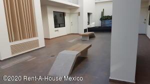Departamento En Rentaen Cuajimalpa De Morelos, Abdias Garcia Soto, Mexico, MX RAH: 21-1105