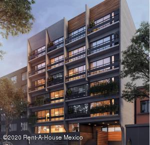 Departamento En Ventaen Benito Juárez, Ciudad De Los Deportes, Mexico, MX RAH: 21-1132