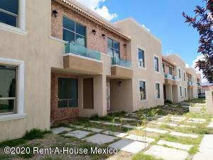 Casa En Ventaen Pachuca De Soto, San Antonio El Desmonte, Mexico, MX RAH: 21-1151